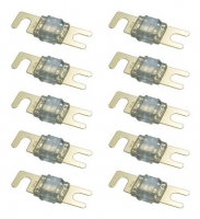 Lot de 10 fusibles AFS 80 amp